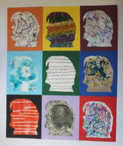 Inside My Mind by Carole Bennett