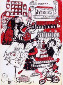 19. Cathedra (Napflion 1989) by Charles Devus