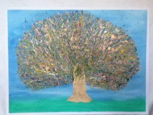 Tree Of Life 1 by Antony Cullup