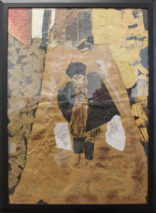 Bag Lady by Julie  Fiera
