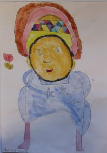 A Lady by Shirley Hart