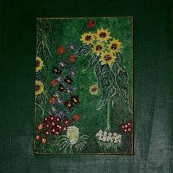 Sunflower Garden by Jacqui Cavalier