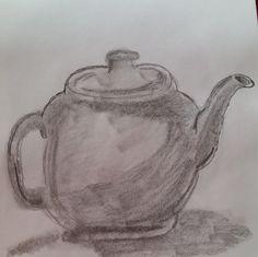 Teapot by Jade's Gallery
