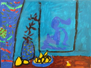 Matisse by Lily Bill