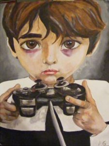 Pure Gaming. by Mia
