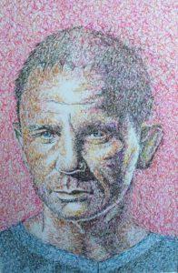 Daniel Craig by Aardvark