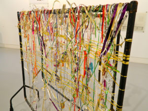 Clothes Rail 3 by Linda Bell