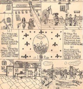 9. Mercurius Moronicus No. 14 (November 1984) by Charles Devus