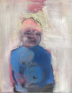 Blue Baby by Sophie Adams