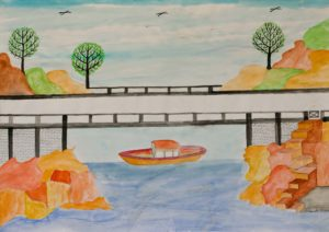 Bridge Over Troubled Water by Barrington G