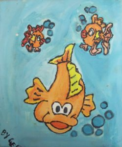 Under the Sea by Georgina Connolly
