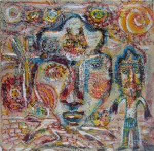 Duo by Jasna Nikolic