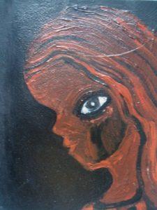 Head 2 by Elzbieta Harbord