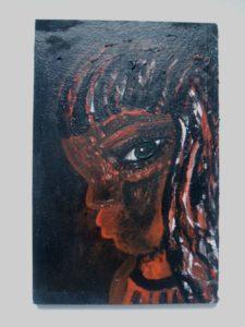Head 3 by Elzbieta Harbord