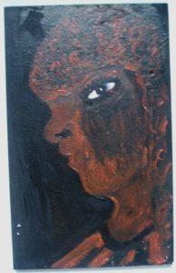Head 4 by Elzbieta Harbord