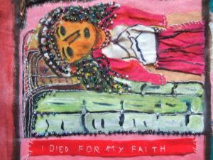 I Died for my Faith by Elzbieta Harbord