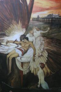 Icarus in Brighton by David Jones