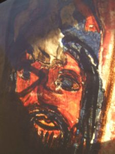 Jesus by Elzbieta Harbord