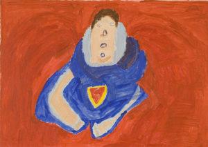 Superman by John Croft