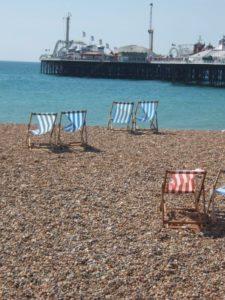Brighton Seafront by Kelvin Burke