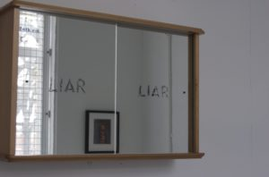 Liar by Aidan Moesby