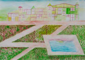 Mansion House by Barrington G
