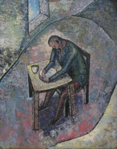 Pensioner by Roy Anderson