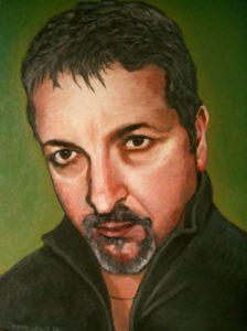 Self Portrait by Steve Lewis