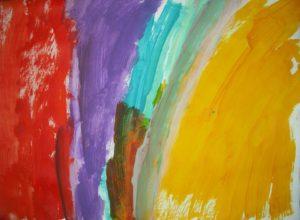 Splash of Colour by Martin Glanville
