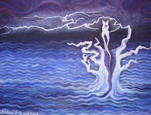 The tree of life. 2008 by Chloe Shalini