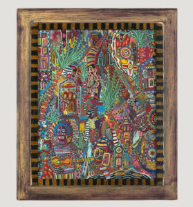 Tribal Dance 6 by Perry W. Morgan III