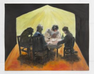 A Family Meal by Michael Hayter