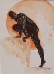 Man by Loretta Cusworth