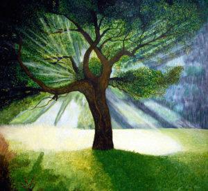 Tree of Life by JulioC artist