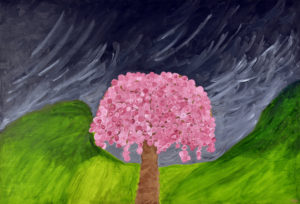 Blossom Tree by Heather Ellison