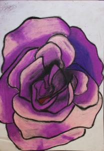 Rose by aaron redmond