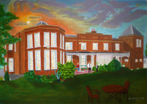 Oakley House Masonic Centre by A.W.J.Pilgrim