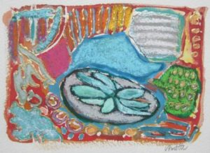 Still Life by Annette Crompton