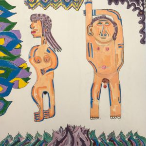 Adam & Eve by Neil Thomas
