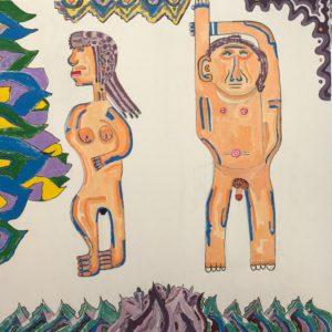 Adam & Eve by Neil Thomas