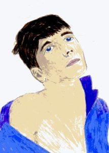 Alastair Looking Forlorn. by SeaSideSean
