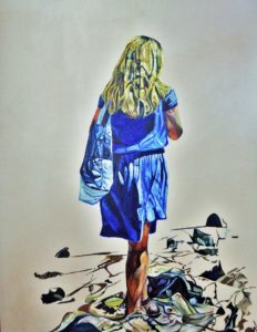 Alone by Jane Sproston