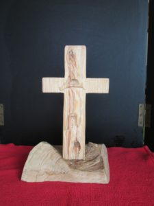 Alpha and Omega Cross by stella