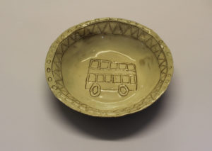 Bus bowl by Andrew Johnstone