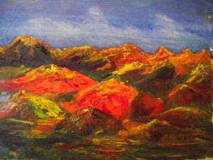 Lanzarote by Loretta Cusworth