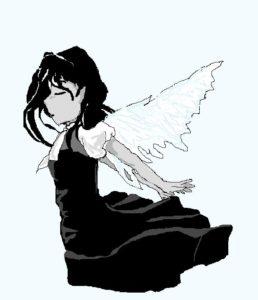 Angel by madamesarcasm
