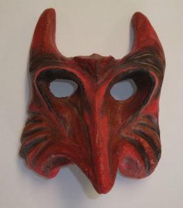 Foxy Devil by Ann Claire