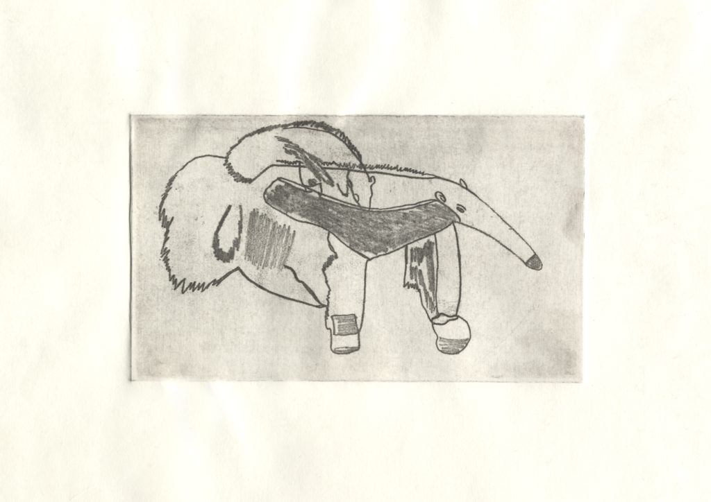 10527 || 2366 || Anteater 2 || If you intend to put this work up for sale || NULL