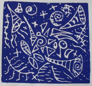 Cosmic Jazz by Amanda Pengelly
