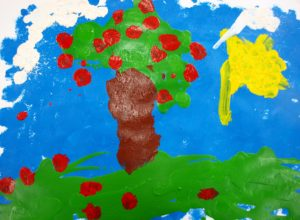 Apple Tree by Kerida Armstrong